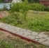 Grid for garden  path and parking